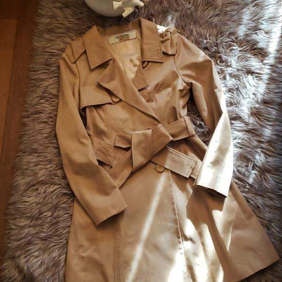 Valentino Roma Trench Coat